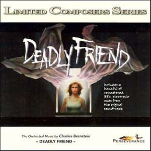 Deadly Friend, Charles Bernstein [Soundtrack] [Audio CD] [Import-CD] [limited]