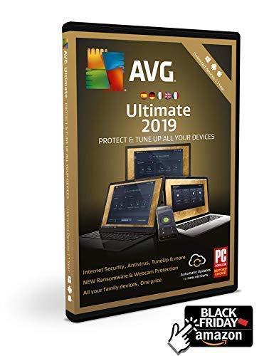 AVG Ultimate 2019   Dispositivos Ilimitados  