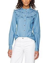 GESTUZ Damen Bluse Braxton Shirt