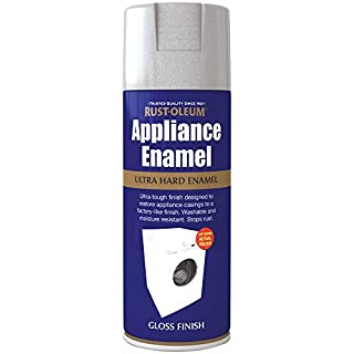 400ml Appliance Enamel St Steel