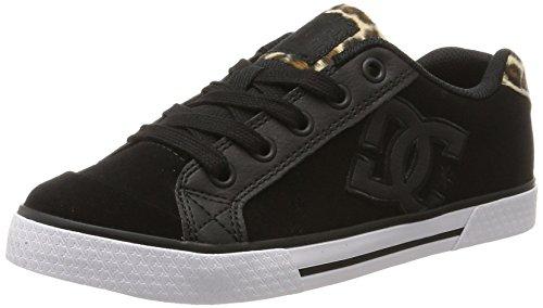 DC Shoes Chelsea Se, Zapatillas para Mujer, Negro (Animal), 37 EU