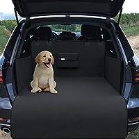 Funda para Perros para Maletero de Coche, Protección mascotas con Bolsa de transporte – impermeable
