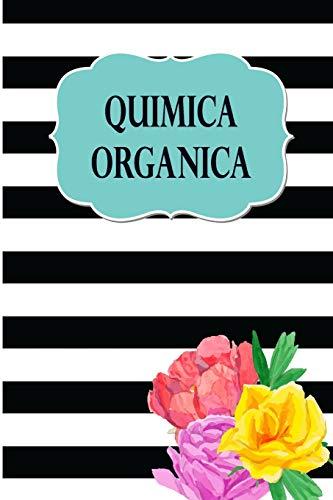 Quimica Organica: Cuaderno con hoja hexagonal para tomar apuntes de Quimica, estructura, propiedades y reacciones  de compuestos organicos, 8.5