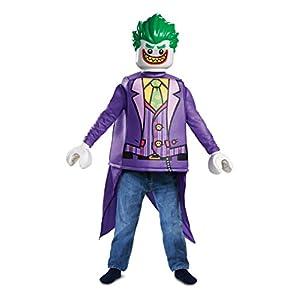 Lego Joker Costume Classico 0039897662725 LEGO