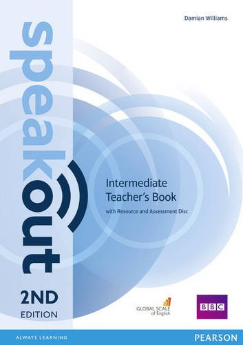 Speakout. Intermediate. Teacher's book. Per le Scuole superiori. Con CD. Con espansione online