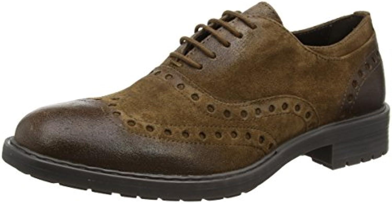 Geox Herren U Kapsian A Brogues 2018 Letztes Modell  Mode Schuhe Billig Online-Verkauf