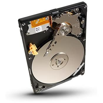 Seagate ST9500423AS Momentus Disque dur interne 2,5'' SATA II 7200 tours/min 500 Go