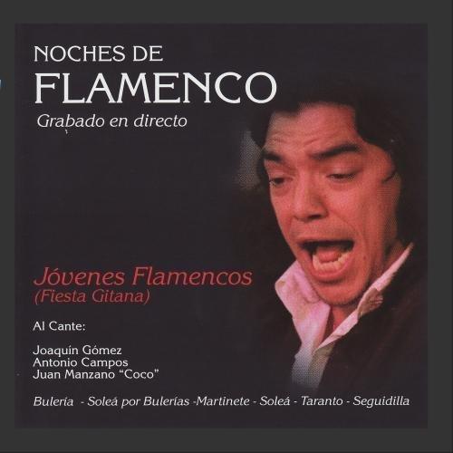 Noches de Flamenco - Jovenes Flamencos (Fiesta Gitana) by Antonio Campos, Joaquin Gomez, Jose Andres Cortes, Oliver Haldon, Isaac Vigueras Juan Manzano