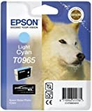 Epson T0965 Light Cyan Original Printer Ink Cartridge for Epson Stylus Photo R2880