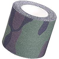 Fenteer Camouflage Tape, Sport Bandage, Haftbandage, Outdoor Fixierverband preisvergleich bei billige-tabletten.eu