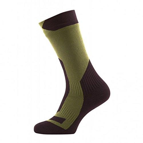 41m0NZRBYdL. SS500  - Sealskinz Trekking Thick Mid Socks - SS19 - X Large
