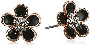Pilgrim - Boucles d'oreilles - Cristal - 601534143