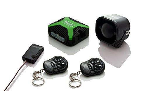Auto Alarm Central Lock + Wegfahrsperre + 2Zone Proximity Sensor
