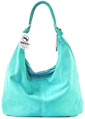Imagen de Bolso de color turquesa - modelo 3