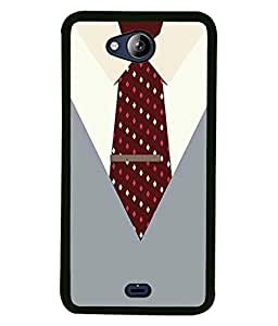 PrintVisa Designer Back Case Cover for Micromax Canvas Play Q355 (Love Lovely Attitude Men Man Manly)
