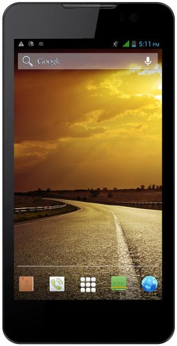 Micromax Canvas Blaze HD EG116 (Black)
