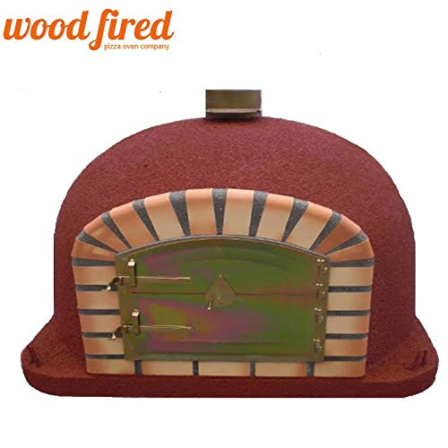 Supreme Wood Fired Pizza Oven, 80cm x 80cm