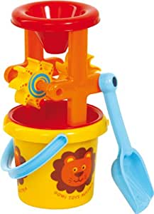 Gowi Toys 558-35 Bucket and Mill Set