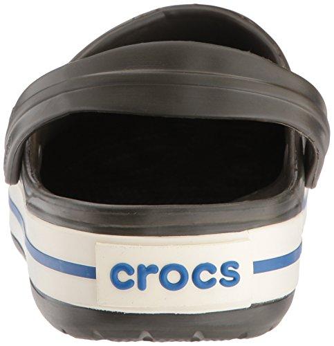Crocs Unisex-erwachsene Zoccoli A Coccodrillo Verde Scuro Camo / Stucco