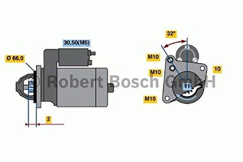 Bosch 1108186 Anlasser