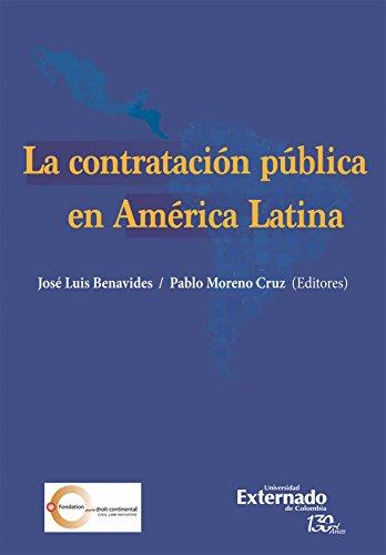 La Contratación Pública en América Latina por Varios Autores
