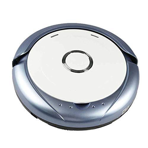 FHTD Roboter-Staubsauger-Volle Intelligente Automatische Antikollisions-Anti-Tropfen-Kehrmaschine-Vakuum-Haushalts-Reinigungs-Teppich, Harter Boden und Haustier-Haar-Reiniger