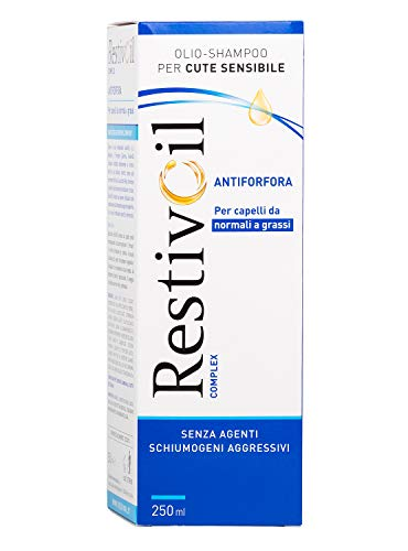 Restivoil Olio Shampoo Antiforfora 250 ml.