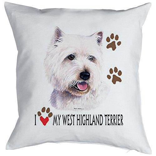 : I love my West Highland Terrier ::: Kuscheliges als Präsent ()