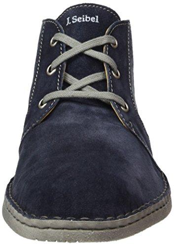 Josef Seibel Rodney 13, Bottes Desert courtes, doublure froide homme Bleu - Bleu jean