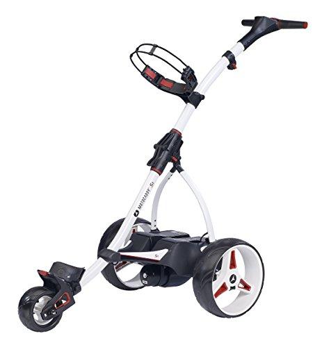 Motocaddy Golftrolley, elektrisch, Lithium, S1Pro