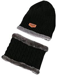 VENMO Paño De Los Hombres Y Cabeza Bufanda Del Sombrero Terciopelo Trajes (Pasta V Estándar) (Negro)