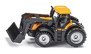 siku 1356 jcb traktor mit frontlader spielzeug. Black Bedroom Furniture Sets. Home Design Ideas