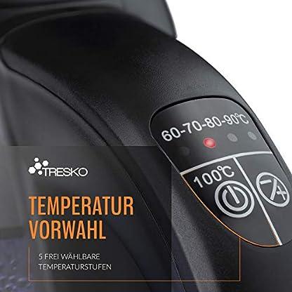 TRESKO-Glas-Wasserkocher-18L-Edelstahl-mit-Teesieb-und-Kalkfilter-LED-Innenbeleuchtung-TV-Rheinland-zertifiziert-2200W-mit-Temperatureinstellung-Warmhaltefunktion