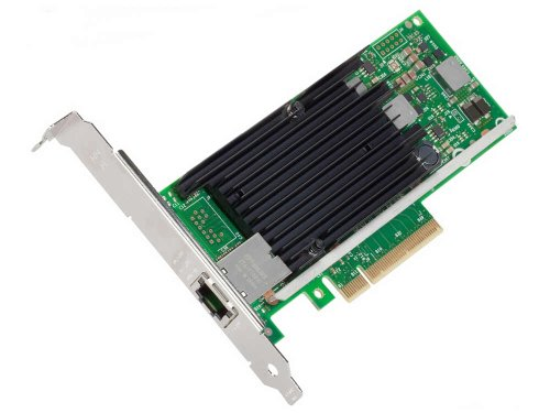 Price comparison product image INTEL X540T1 Ethernet Converged Network Adapter X540-T1 - Network adapter - PCI Express 2.1 x8 low profile - 10Gb Ethernet - for Server Board S1400SP2 S1400SP4 S2400EP2 S2400EP4 S2400GP2 S2400GP4 - (E