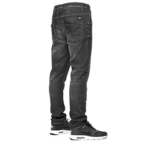 REELL Men Jeans Jogger Jeans Artikel-Nr.1114-001 - 01-045 GrauGrau