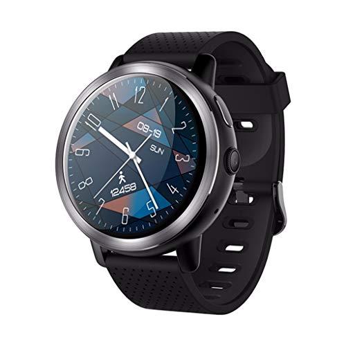 LRWEY Fitness Armband Mit Pulsmesser, Bluetooth Smart Watch 4G WiFi 16GB Kamera Pulsmesser Schrittzähler, FüR iOS Android