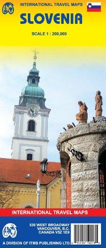 SLOVENIA - 1/200.000 par Collectif