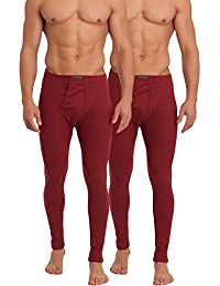 1bbda7e57fece2 Sesto Senso Pack of 2 Men's Long Johns Thermal Underwear Mens k2