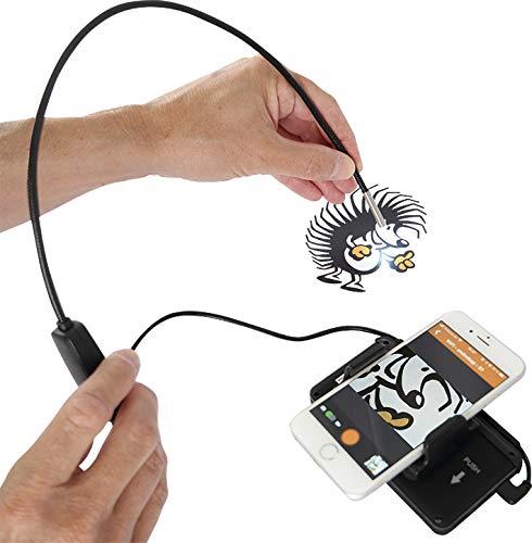 Kunzer 7END01 Inspektions-Kamera Sonden-Ø: 5.5mm Sonden-Länge: 900mm -