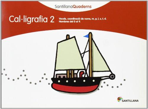 CAL.LIGARIA 2 SANTILLANA QUADERNS - 9788468013602