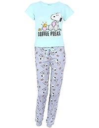 El pijama de menta Snoopy PEANUTS