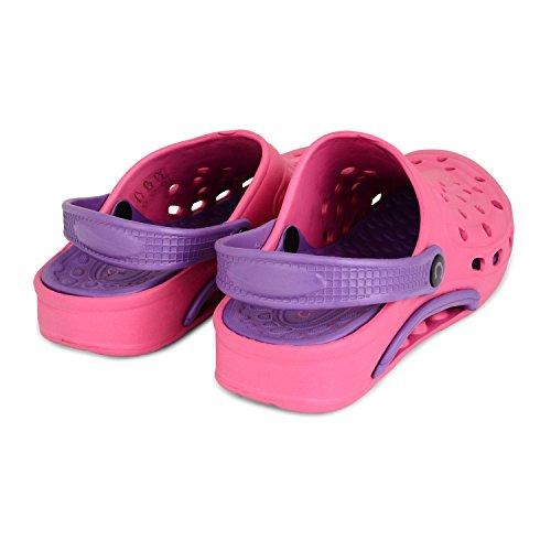 CoolersWp14-376 - Strap alla caviglia da ragazza' donna Pink/Lilac