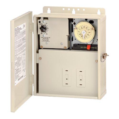Intermatic pf1112t Multi Schaltung, Freeze Schutz 1Zeit Schalter -