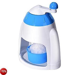 Manuale di ghiaccio Ice Crusher in acciaio inox–Tritaghiaccio Crusher macchina per softdr inks, cocktail o fredde nachtisch preparazione 20.5* 14.5* 26.5cm