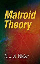 Matroid Theory (Dover Books on Mathematics)