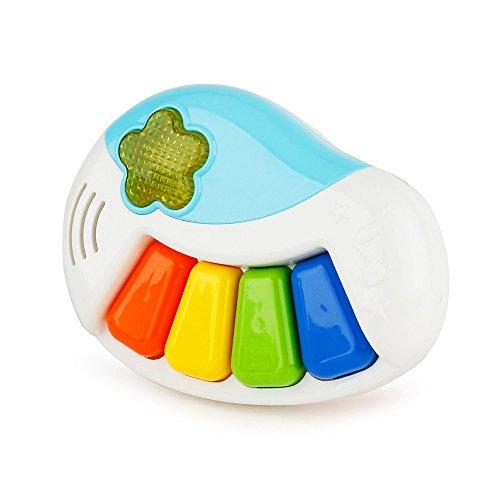 YunYoud Baby Kids Musical Lighting Pädagogisches Cartoon Piano Entwicklungs Musik Spielzeug holzspielzeug Spielzeug puppenwagen babyspielzeug Baby spielwaren kaufladen spielsachen