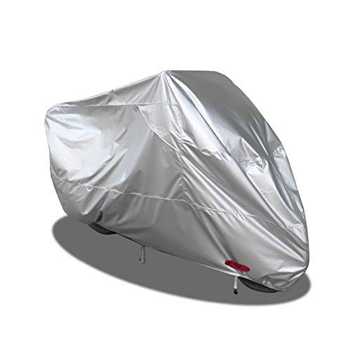 YXX- Couvertures de meubles La grande moto imperméable de stockage couvre extérieur, tissu de tissu de 210D Oxford, durable et anti-déchirure (taille : 265x105x125cm)