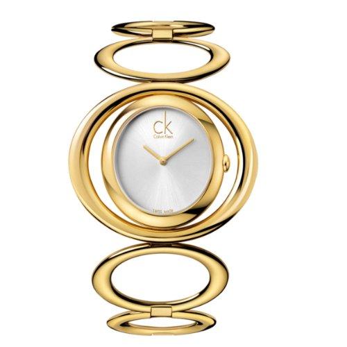 CKWT5|#Calvin Klein K1P23520 PVD gold