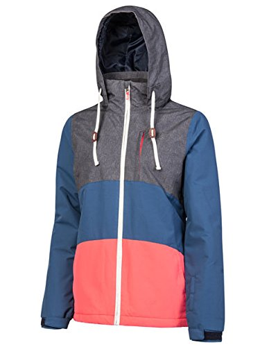 Protest CLEAR SNOWJACKET Fjord Blue M/38