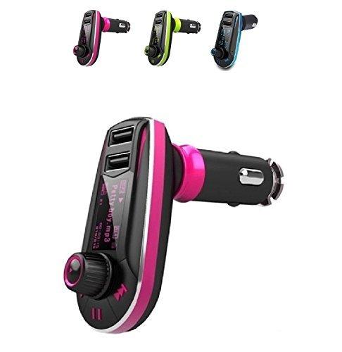 realmax Voiture Transmetteur FM Musique marque universel compatible avec tous les lecteurs MP3Téléphones Portables Tablettes et tous les modèles de voitu